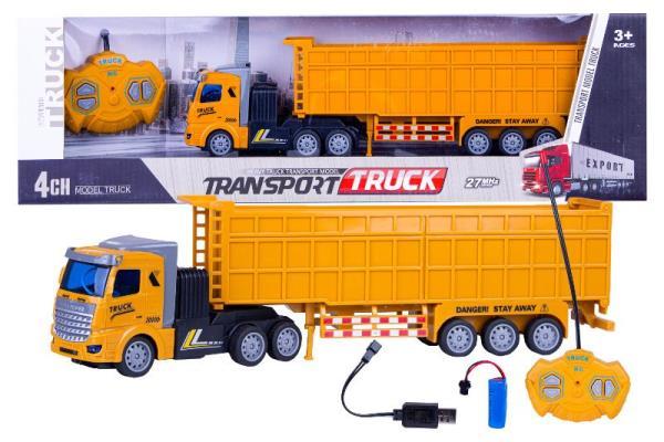 PROMO Auto na radio Truck kontener 1005075