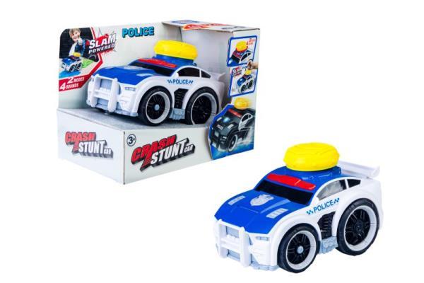 Auto Policja niebieskie z napędem 1004337