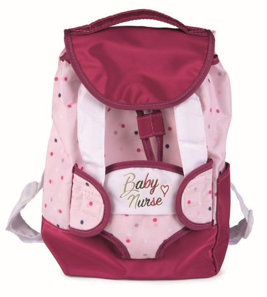 Baby Nurse Plecak nosidełko Smoby