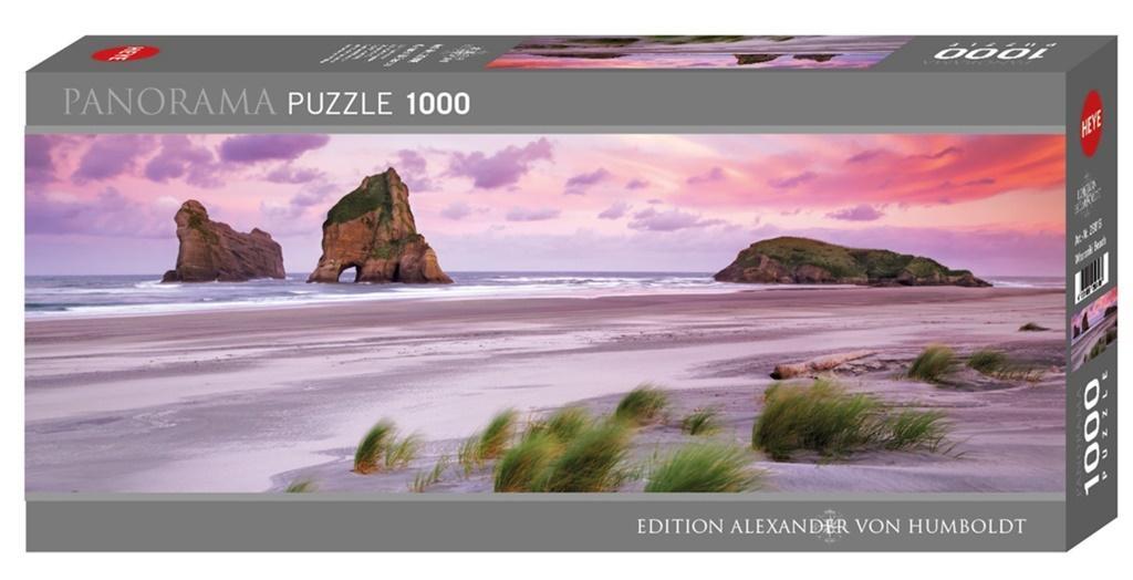 Puzzle 1000 Plaża Whariaki