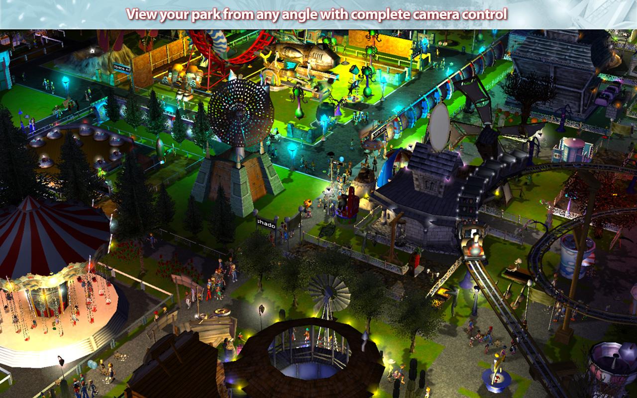 RollerCoaster Tycoon 3: Platinum (MAC) DIGITAL
