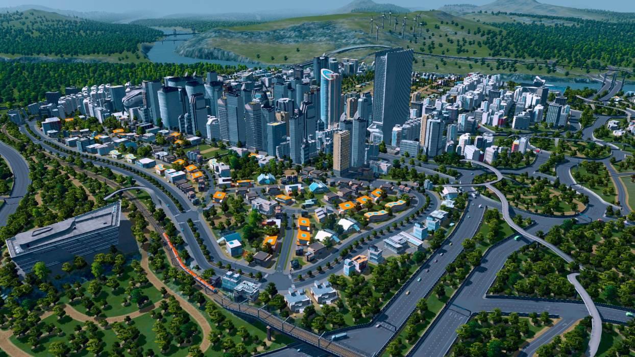 Cities: Skylines (PC/MAC/LX) klucz Steam - Darmowa dostawa