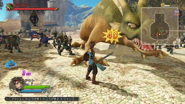PC) - Xin tiêu đề game giống Dragon Quest Heroes - Page 2 - vozForums