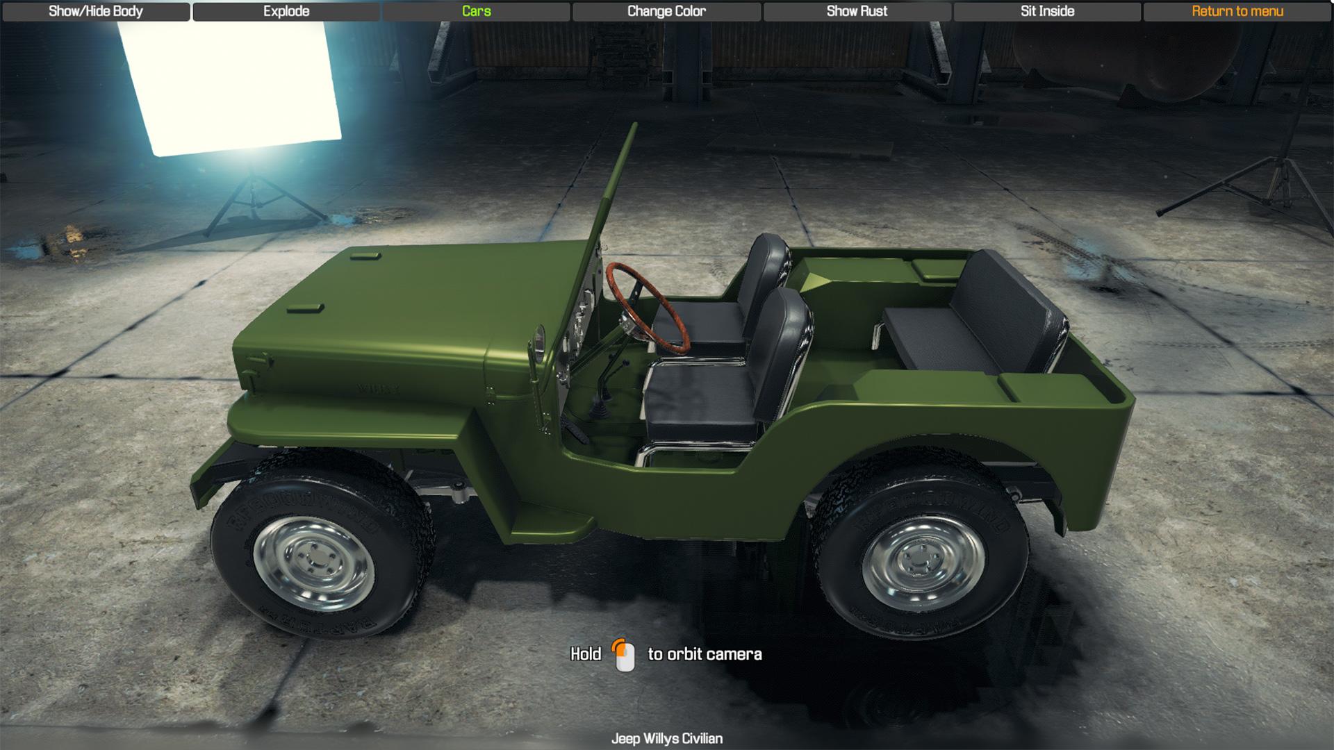 Car Mechanic Simulator 2018 - Jeep DLC (PC) PL DIGITAL