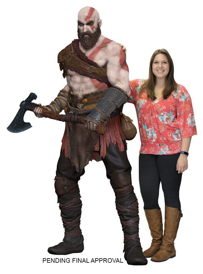 God of War - Figura Kratosa