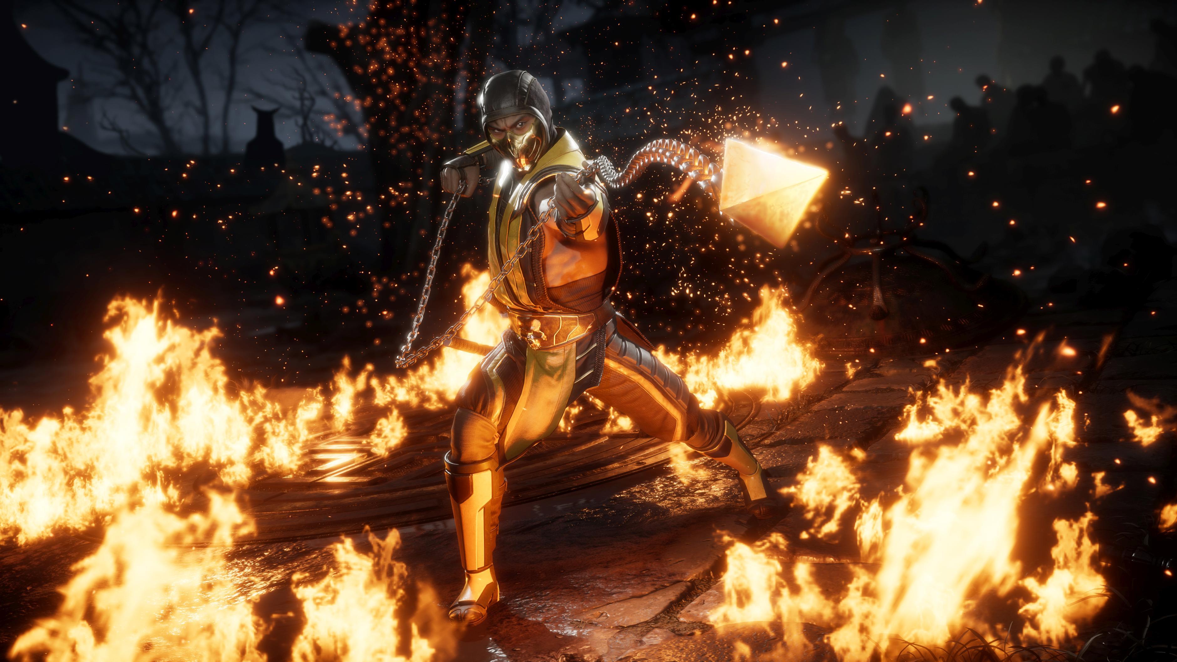 Znalezione obrazy dlazapytania: Mortal Kombat 11